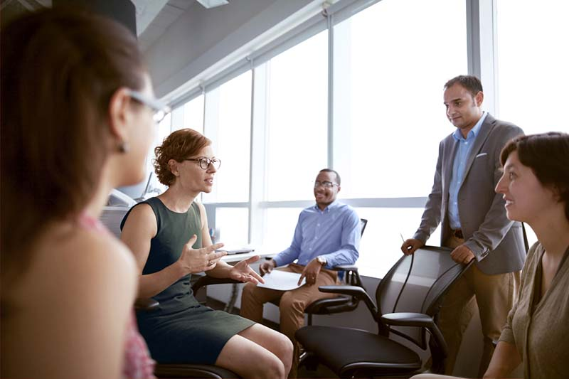 Better conversations for managers
